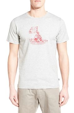 Fjällräven 'Keep Trekking' Graphic T-Shirt available at #Nordstrom