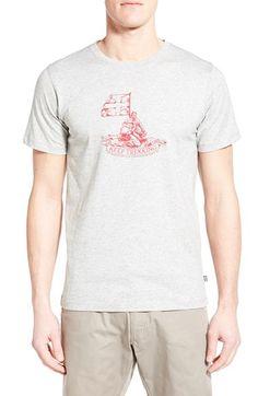 Fjällräven 'Keep Trekking' Graphic T-Shirt available at #Nordstrom