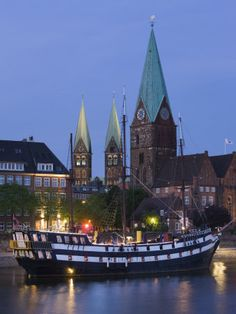I'm headed here for IDC 2012 in June!!!  So excited! (Bremen, Germany)