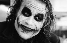 Joker Heath, Joker Dc, Joker And Harley, Harley Quinn, Health Ledger, Bullseye Tattoo, Kings & Queens, Heath Ledger Joker, Black And White