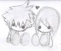 Resultat d'imatges de dibujos a lapiz amor