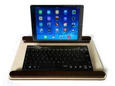 Organizer scrivania,laptop desk,supporto computer di DigitalHandmade su DaWanda.com