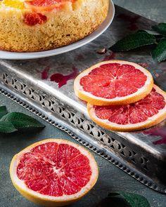 Grapefruit still life.