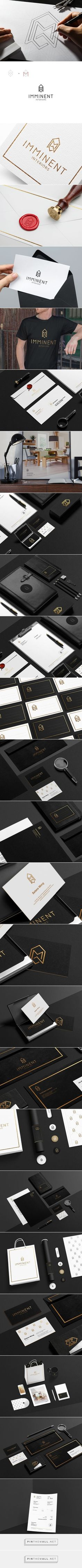 Imminent Interiors Architect Branding by Tomasz Mazurczak | Fivestar Branding – Design and Branding Agency & Inspiration Gallery