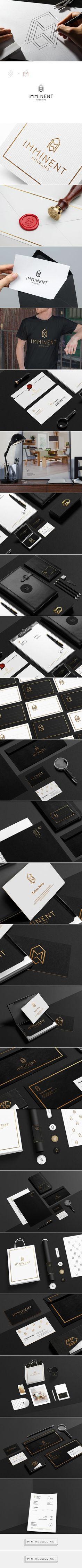 Imminent Interiors Architect Branding by Tomasz Mazurczak | Fivestar Branding – Design and Branding Agency & Inspiration Gallery