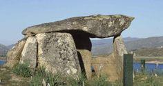 Javier Torres Goberna: Megalitismo gallego. Dolmen de Muiños (Ourense)