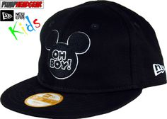 quality design cc0bb 82e86 Era 950 Mickey Mouse Oh Boy Infant Snapback Cap ( 0 - 2 Years Old ) for sale  online   eBay