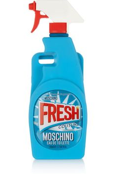 Moschino Cleaning Spray iPhone 6 Case, $95; net-a-porter.com