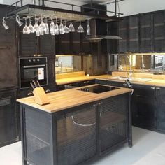 İndustrial Kitchen