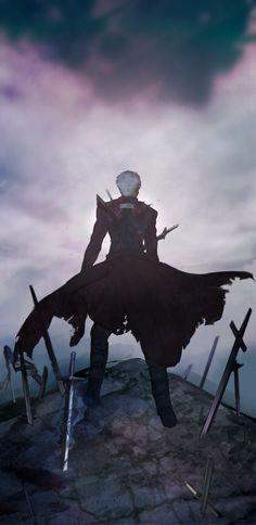 Archer- Fate/Stay Night