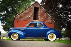 Hemi Powered: 1939 Ford Coupe - http://barnfinds.com/hemi-powered-1939-ford-coupe/
