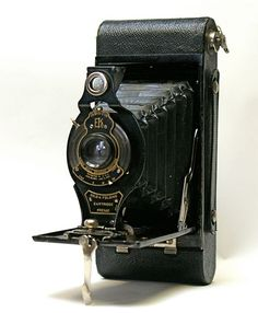 Antique Kodak No 2A Cartridge Hawkeye Camera by CanemahStudios, $28.00