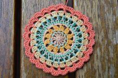 crochet mandala ganchillo