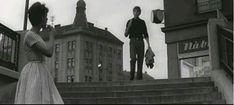 V pozadí hotel Drinopol,jeste s vezickou Old Pictures, Prague, Statue Of Liberty, Retro, Photography, Travel, Statue Of Liberty Facts, Antique Photos, Photograph