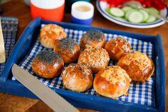Bake off-bröd, perfekt frukostfralla!