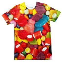 Candy Store Tee – Shelfies - Outrageous Clothing