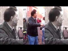 @FernandezNorona da mensaje a Policía Federal - Protesta contra Peña Nieto