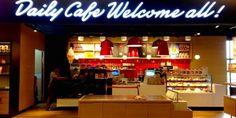 叮叮看世界 | 【高雄】餐廳推薦-義大世界新開的有感咖啡館 85度c