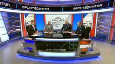 ESPN Studio F | NewscastStudio