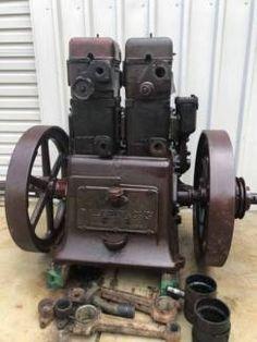 1925 Novo Engine Gas Engines Gas Engine Magazine