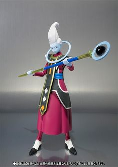 Dragon Ball Z: Whis S.H. Figuarts Action Figure - HobbyStuf