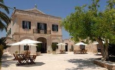 Hotel Alcaufar Vell - Hoteles con Encanto en Menorca- Rusticae