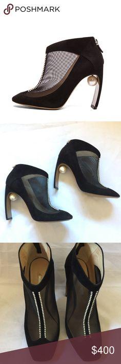various sizes LTSX Black Freed low profile split sole jazz dance sneakers