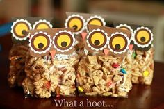 owl themed classroomsa | Owl Themed Classroom ideas / owl treat bags- love it, possibly for ...