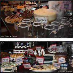 Harry Potter Party--Click on every link possible in this.  So many fabulous ideas!