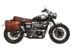 Triumph Bonneville - I would really love to restore one of these. Some day, when I have a garage and time.