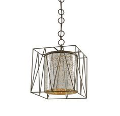 View the Currey and Company 9565 Marmande 1 Light Full Sized Pendant at LightingDirect.com.
