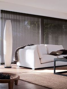 Lamellikaihdin on taas muodissa - valitse vain oikea väri, niin ilme pysyy tuoreena! Kuva: SunSystems  Ihastus Design - www.ihastus.fi
