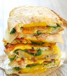 Egg In a Hole Grilled Cheese Sandwich | Kirbie's Cravings | A San Diego food blog