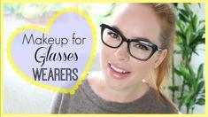 trendy makeup ideas everyday glasses - Makeup İdeas For Wedding Eye Makeup Designs, Eye Makeup Tips, Smokey Eye Makeup, Eyebrow Makeup, Beauty Makeup, Hair Makeup, Makeup Ideas, Makeup Tutorials, Beauty Tips