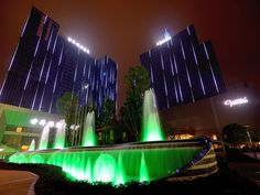 Chengdu Chengdu CYNN Hotel China, Asia Chengdu CYNN Hotel is perfectly located for both business and leisure guests in Chengdu. Offering a variety of facilities and services, the hotel provides all you need for a good night's sleep. 24-hour room service, free Wi-Fi in all rooms, 24-hour security, convenience store, daily housekeeping are on the list of things guests can enjoy. Complimentary tea, locker, closet, towels, carpeting can be found in selected guestrooms. Take a brea...