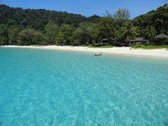 PIR Beach, Perhentian Besar, Perhentian Islands, East Coast of Malaysia
