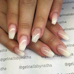 #nail#nails#nailart#nailfollowers#nailinsta#instanails#instafollow#instafashion#instafollowers#instagirls#gel#gelart#nailaddict#gelnails#follow#fashion#followers#fashioninsta#fashionnails#sculpture#nailaddicts#woman#french#ombre#fade#white#glitter @risteska86