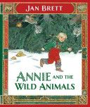 Annie and the Wild Animals - Jan Brett ~ Juvenile Picture Books - Ej Br