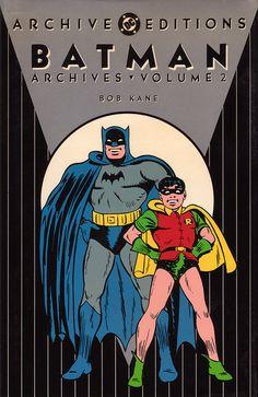 Batman Archives Volume 2 - Bob Kane - Hardcover