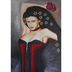 Home Decor Paintings, Wall Art Decor, Dancer, Strapless Dress, Aurora Sleeping Beauty, Art Gallery, Disney Princess, Dresses, Strapless Gown
