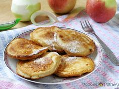 Jabłka smażone w cieście • Domowe Potrawy