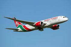 https://flic.kr/p/zHfYJo   Boeing 787-8 Dreamliner Kenya Airways 5Y-KZA (CDG)