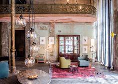 Between Time: Una espectacular Pop Up de muebles de lujo y arte, en Berlín | Etxekodeco