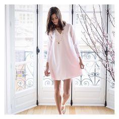 """263 mentions J'aime, 6 commentaires - Calipige Paris (@calipige_paris) sur Instagram : """"✨ Robe Amandine ✨ Une jolie robe d'été à porter avec de jolies bijoux et des sandales ! Vous…"""""""