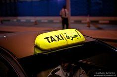 Taxi em Abu Dhabi