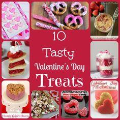 10 Tasty Valentines