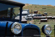 La ville fantôme de Bodie, entre Yosemite et Death Valley - 4 coins du monde
