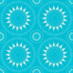 stylized light blue flower pattern custom fabric by suziedesign for sale on Spoonflower Blue Flower Wallpaper, Fabric Wallpaper, Fabric Patterns, Flower Patterns, Light Blue Flowers, Abstract Pattern, Custom Fabric, Spoonflower, Craft Projects