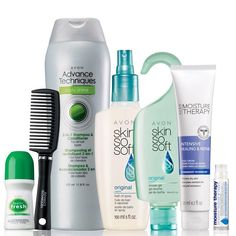 Beauty Favorites 7-piece Set. From head to toe everything you need for your morning grooming regimen! A $32 value, only $14.99. Click for more.  #AvonRep