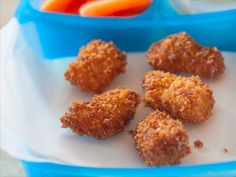Healthy Homemade Chicken Nuggets (Kid Approved)